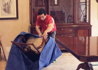 Attention to Detail Movers packing services