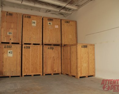 storage options in LA