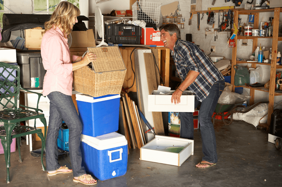 How To: Tackle Packing Up Your Garage