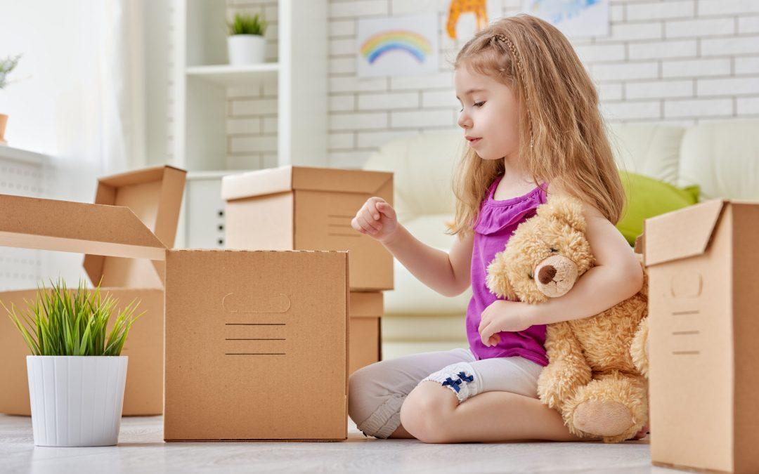 Moving Essentials With Children