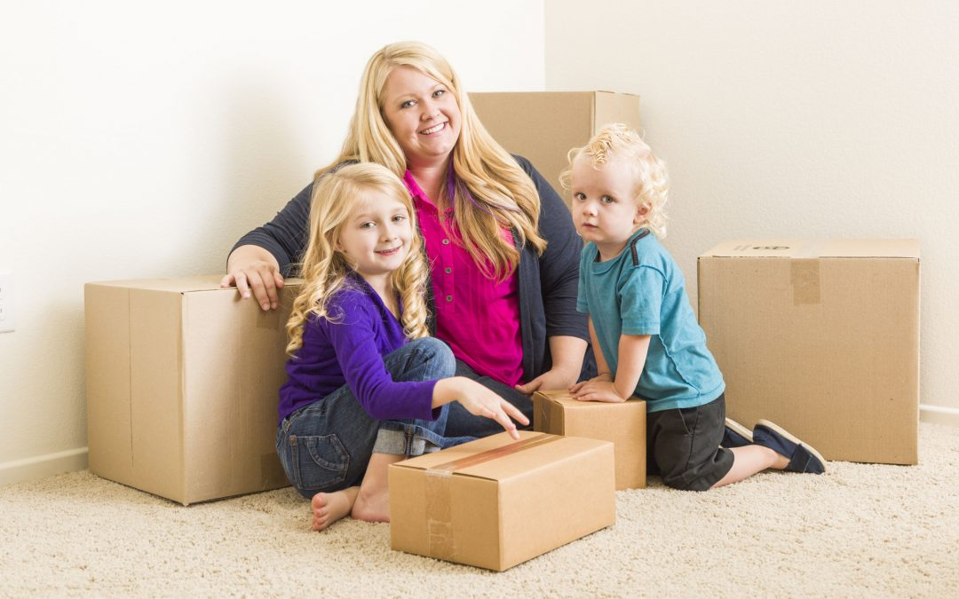 Packing Tips for Busy Moms