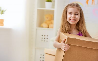 Preparing Your Child For A Move